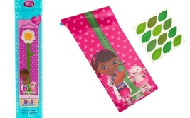 Disney Doc McStuffins Doc and Lambie Kids Growth Chart, Measures up to 48 Inches - $17.81