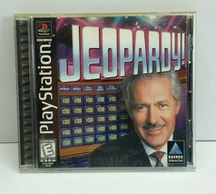 Jeopardy PS1 GAME (Sony PlayStation 1, 1998) - $8.90