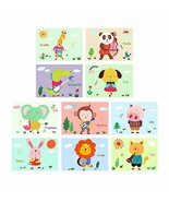 C-pop Scratch Art Papers Set for Kids, Both Sides Available Rainbow Sket... - $9.17