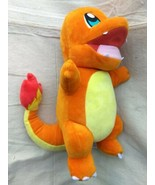 WCT Pokemon Flame Action Lights Talking & Sound Interactive Plush Charma... - $24.99
