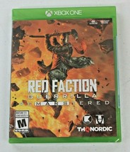 Red Faction Guerrilla: Remastered [Microsoft Xbox One, 2018] New, case d... - $22.99