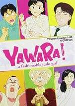 Yawara! A Fashionable Judo Girl Complete Series 1-40 DVD - $79.95