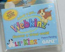 GANZ Brand Lil Webkinz Collection HS526 PolkaDot Blue And Gold Triggerfish Plush image 3