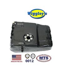 GAS/DIESEL PLASTIC FUEL TANK MTS 0012 FITS 78-79 JEEP J TRUCK 18GAL SIDE FILLER image 1