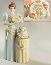 Avon President's Club Award 2007 - 2008 Mrs Albee Full Size Figurine BNIB - $29.28
