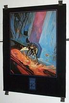 1990 Batman Bride of the Demon 28 by 22 DC Comics Dark Knight detective ... - $49.49