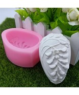 Wisteria Design Silicone Mould 3D Flower Art Soap Making DIY Resin Craft... - $18.69