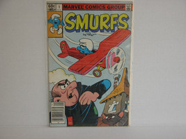 SMURFS #1 MARVEL COMICS - FREE SHIPPING - $9.50