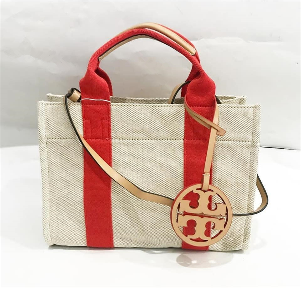 f2e0ab0da752 Tory Burch Miller Canvas Mini Tote and 50 similar items. 1