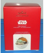 2020 Hallmark Star Wars The Mandalorian BABY YODA The Child Christmas Or... - $49.90