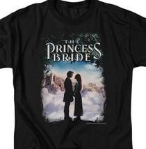 The Princess Bride t-shirt retro 80's Westley & Buttercup graphic tee PB119 image 2