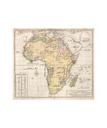 Africa; Antique Map; Cedid Atlas, 1803 - $26.72+