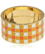 Kate Spade New York Bracelet A Walk in the Park Hinged Bangle NEW - $77.22