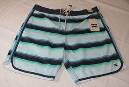Men's Billabong Lo-Tides board shorts swim blue NEW skate trunks boardsh... - $32.66