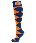 Auburn University Licensed Argyle Dress Socks - $12.95