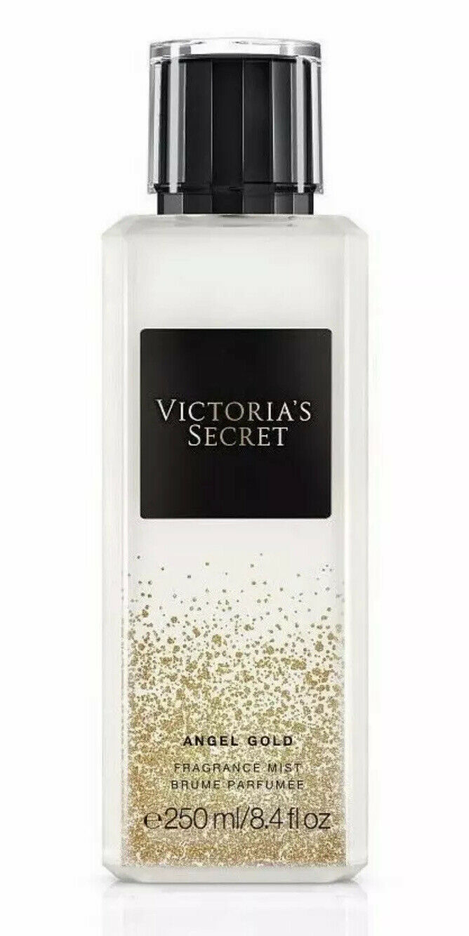 Primary image for Victoria's Secret Angel Gold Fragrance Mist Body Spray 8.4 oz New Sealed