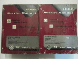 1997 Chevrolet Lumina Monte Carlo Oldsmobile Cutlass Supreme Service Man... - $12.86