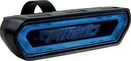 RIGID INDUSTRIES CHASE 90144 BLUE ILLUMINATED WHT LED LIGHT STROBE RUNNING BRAKE