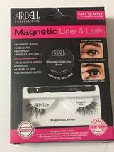 Ardell Professional Magnetic Black Liner & Lash False Eylash 002 Accent - $8.85
