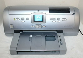 HP 7960 Photosmart Printer ~ Powers On ~ No Disc or Cords ~ Needs Ink ~  Clean - $49.99
