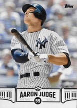 2018 Topps Aaron Judge Highlights #AJ-28 Aaron Judge NM-MT Yankees - $1.30