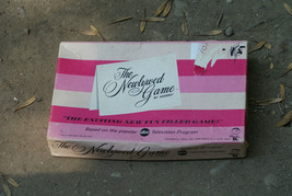 Old Vintage 1967 The Newlywed Game Hasbro ABC Television TV Board Family... - $9.99