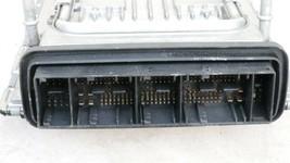 BMW N63 4.4L F01 F10 550 750 Engine Control Module Ecu Ecm Pcm 7-608-099 image 2