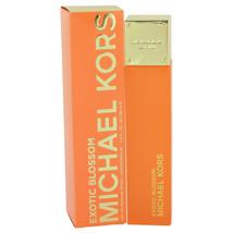 Michael Kors Exotic Blossom Eau De Parfum Spray 3.4 Oz For Women  - $129.74