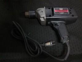 "Craftsman Model # 315.10270, 3.0 Amp, 600 RPM, 1/2"" Corded Drill - $16.62"