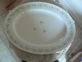 Johann Haviland Forever Spring 14 3/4 oval platter 1 available - $17.77