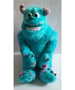 Disney Pixar Monsters University Sulley Talking My Scare Pal Growls Spin... - $24.86