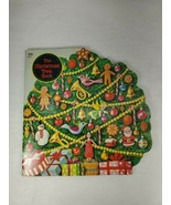 THE CHRISTMAS TREE BOOK A Golden Shape #5935 Joe Kaufman Presents 1966 - $9.90
