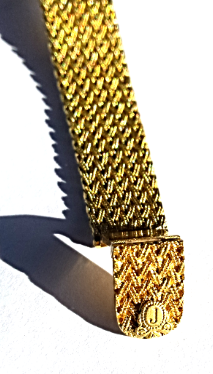 COLLECTORS 18K~RARE~VTG Swiss JUVENIA + Italy MICHELETTO WATCH~.60ct DIAMONDS
