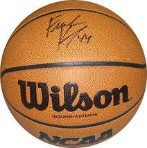 Frank Kaminsky signed NCAA Wilson Indoor/Outdoor Basketball (Wisconsin Badgers) - $94.95
