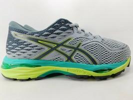 Asics Gel Cumulus 19 Size 9 M (B) EU 40.5 Women's Running Shoes Gray Mint T5K8N