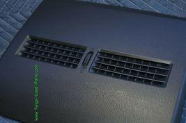 07-12 Nissan Versa Center Upper Dash Vent Bezel Trim Panel 68414EL00A image 3
