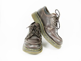 Dr Martens Airwair Men's Shoes Brown Leather Oxford Lace Up Sz 11 M - $44.54