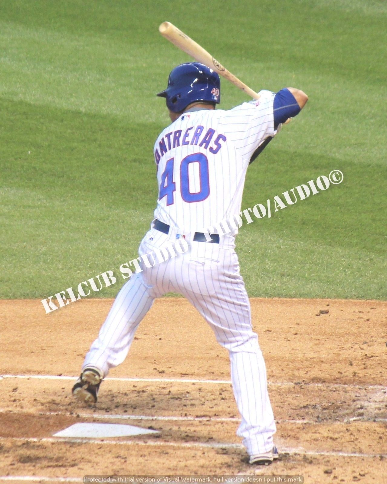 Primary image for Original Willson Contreras Chicago Cubs Pic Var Sz Wilson World Series PhotoArt