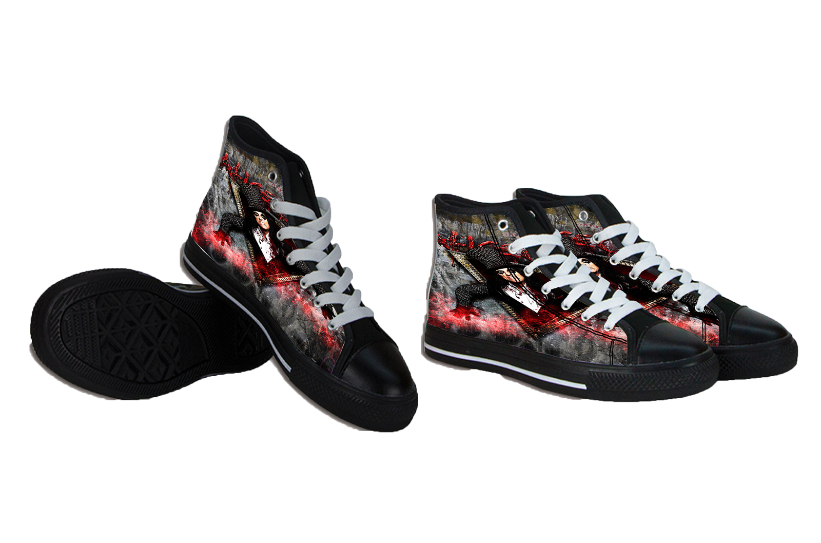 Primary image for Alice Cooper Collection #2 Top Shoes Canvas