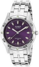 Casio #Mtp1243d-2av Men's Metal Fashion Analog Casual 50m Sports Watch - $76.90