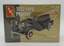 AMT 1932 Ford Phaeton Model Kit Skill Level 2 1:25 Scale 38146-1HD Brand... - $29.58