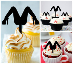 Decorations Wedding,Birthday Cupcake topper, I want you Package : 10 pcs - $10.00