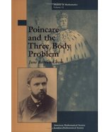 Poincare and the Three Body Problem (History of Mathematics, V. 11) [Pap... - $46.88