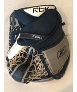 Reebok Koho Lefevre RBK-L Pro Goalie Glove Catcher Mitt Ice Hockey Black... - $79.99