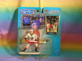 Vintage 1999 Starting Lineup Convention Special Wayne Gretzky NY Rangers... - $5.89