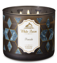 White Barn Fireside Three Wick 14.5 Ounces Scented Candle - $22.49