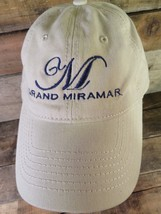 GRAND MIRAMAR Puerto Vallarta Mexico Resort Adjustable Adult Hat Cap - $9.89