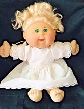 CPK Doll Jakks Pacific Cabbage Patch Kids JP-46 OOA 2014 Blonde Hair, Gr... - $24.63
