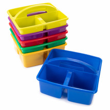 Assorted Color Table Caddies, 6-pack - $40.31