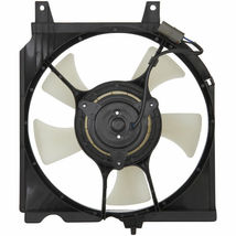 FAN ASSEMBLY NI3113104 FOR 91-15 NISSAN SENTRA 200SX LUCINO NX TSUBAME 1.6L M/T image 3
